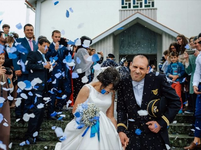 O casamento de Filipe e Liliana em Mouriscas, Abrantes 43