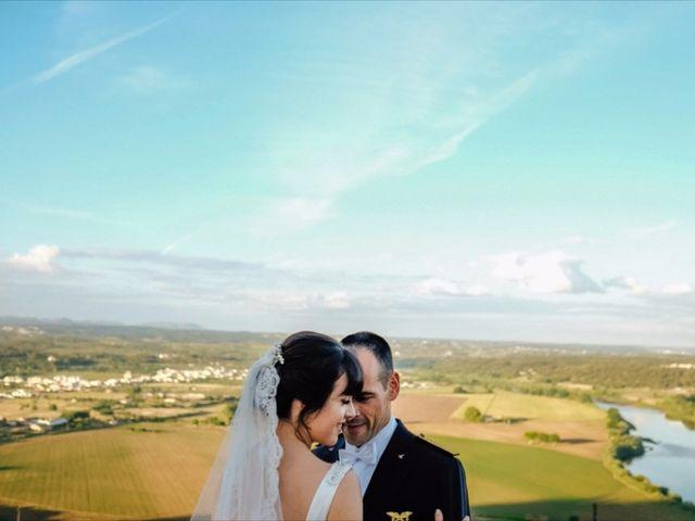 O casamento de Filipe e Liliana em Mouriscas, Abrantes 2