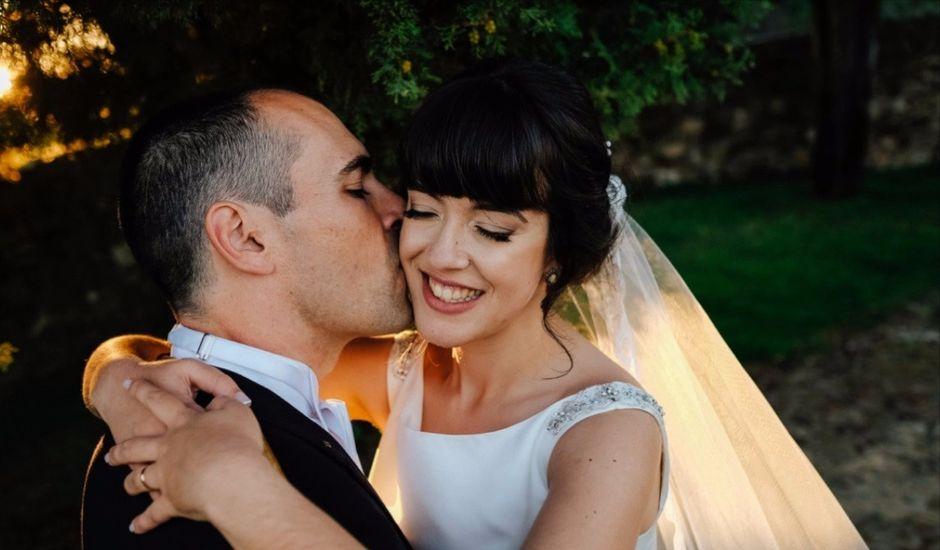O casamento de Filipe e Liliana em Mouriscas, Abrantes