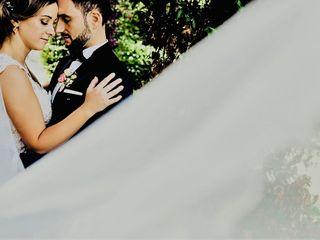 O casamento de Silvia e Alexandre