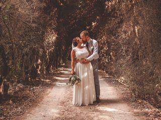 O casamento de Jessica e Larry