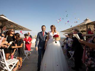 O casamento de Joana e Rui