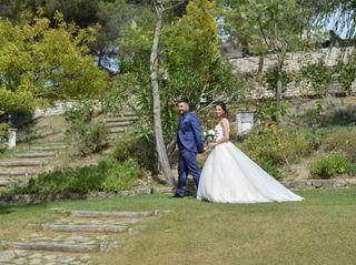 O casamento de Cátia e David 2