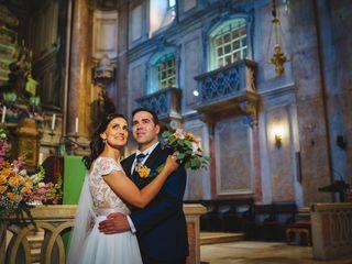 O casamento de Catarina e Fábio