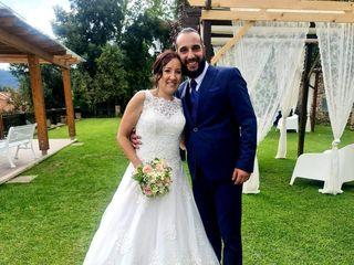 O casamento de Pedro e Lidia