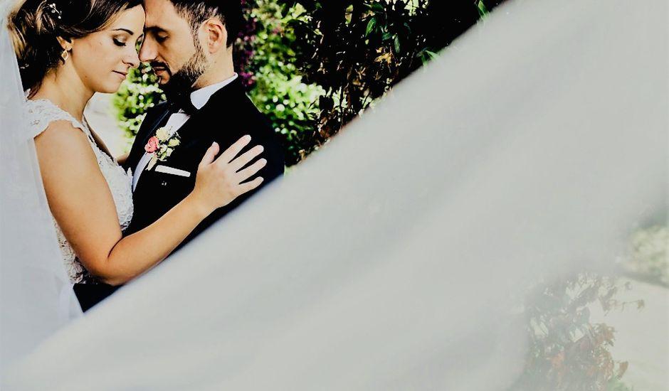 O casamento de Alexandre e Silvia em Mozelos, Santa Maria da Feira