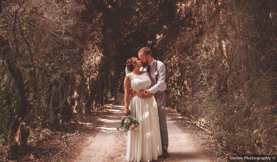 O casamento de Larry e Jessica em Alenquer, Alenquer