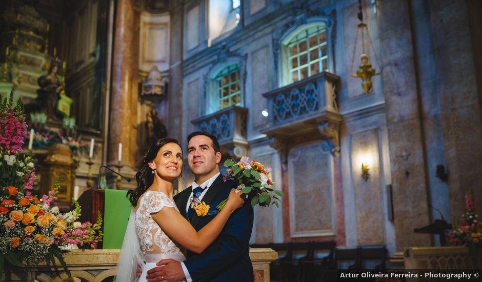 O casamento de Fábio e Catarina em Lisboa, Lisboa (Concelho)