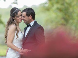 O casamento de Sara e Milton