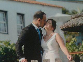 O casamento de Marta e Ruben 2