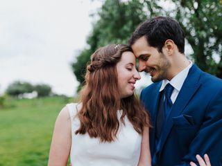 O casamento de Inês e André