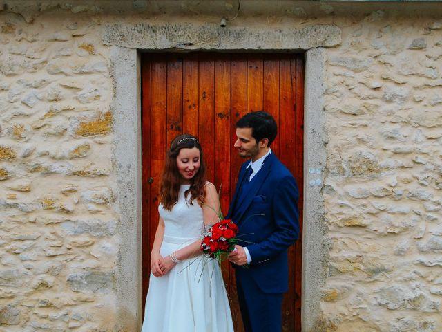 O casamento de André e Inês em Coimbra, Coimbra (Concelho) 1