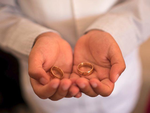 O casamento de Tânia e Luis