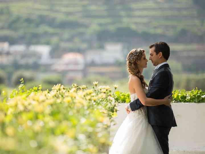O casamento de Andreia e Renato