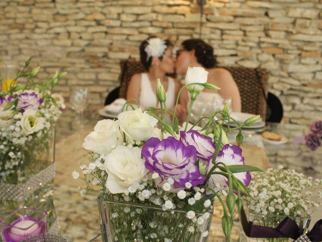O casamento de Sónia e Sandra em Faias, Palmela 7