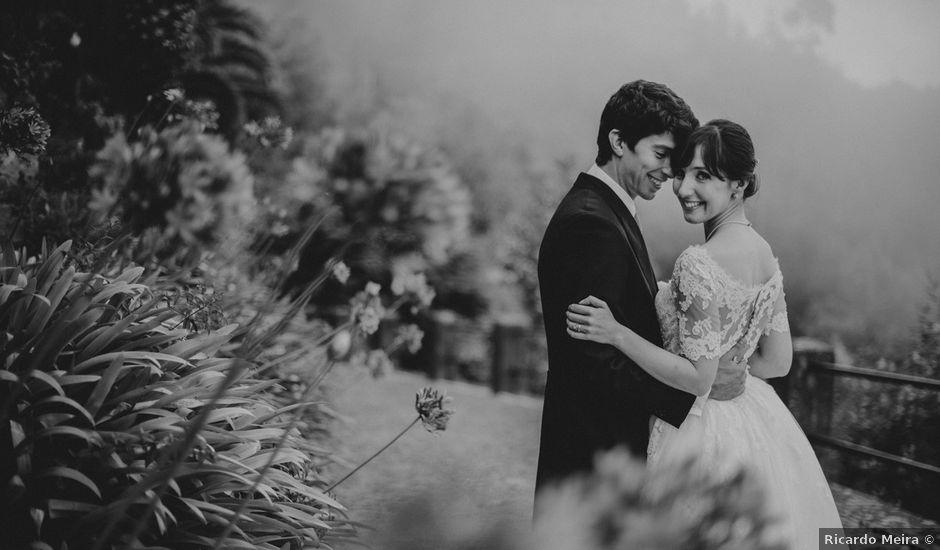 O casamento de Rudi e Eduarda em Funchal, Madeira