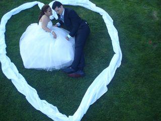 O casamento de Daniela e Andre