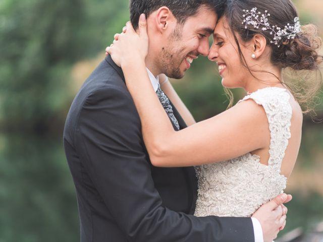 O casamento de Luci e Helder
