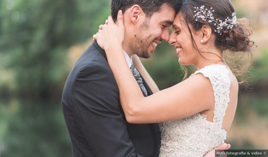 O casamento de Helder e Luci em Santo Emilião, Póvoa de Lanhoso