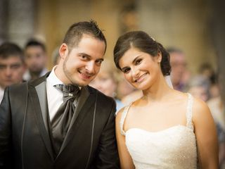 O casamento de Catarina e Gabriel