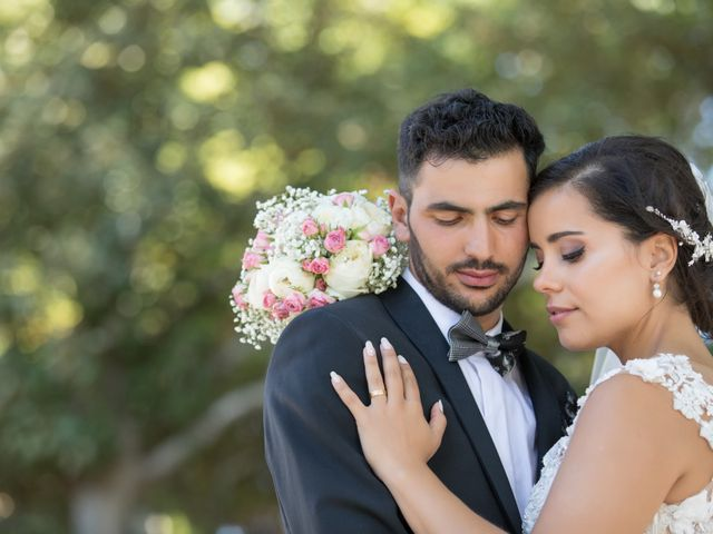O casamento de Marta e Daniel