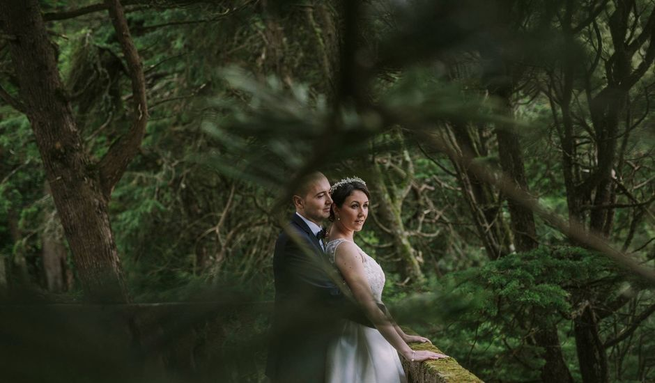 O casamento de Pedro e Marta em Aldeia Galega, Alenquer