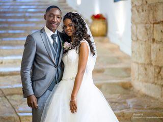O casamento de Tania e Haziel