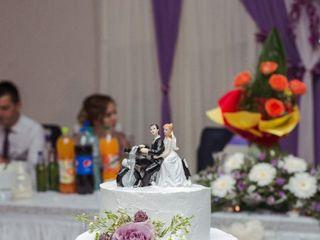 O casamento de Sara e Silviu  2