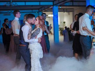 O casamento de Sara e Silviu