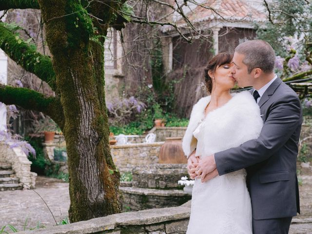 O casamento de Tiago e Maria João em Torres Vedras, Torres Vedras 1