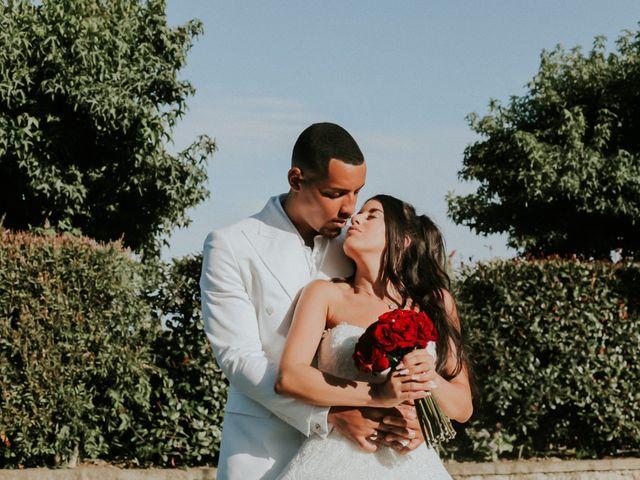 O casamento de Cassandra e Samuel