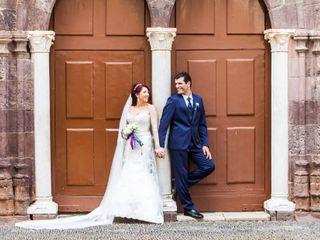 O casamento de Délia e Adriano