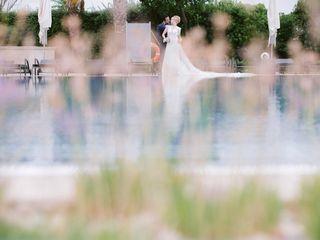 O casamento de Valeryia e Reda
