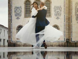 O casamento de Leonel e Ana