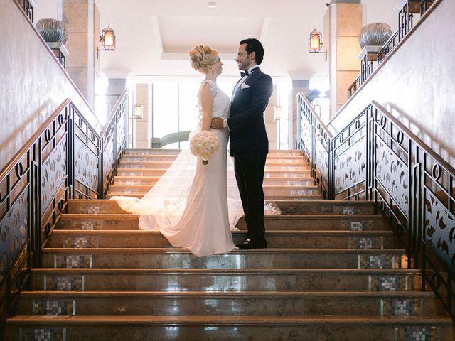 O casamento de Reda e Valeryia em Cascais, Cascais 44