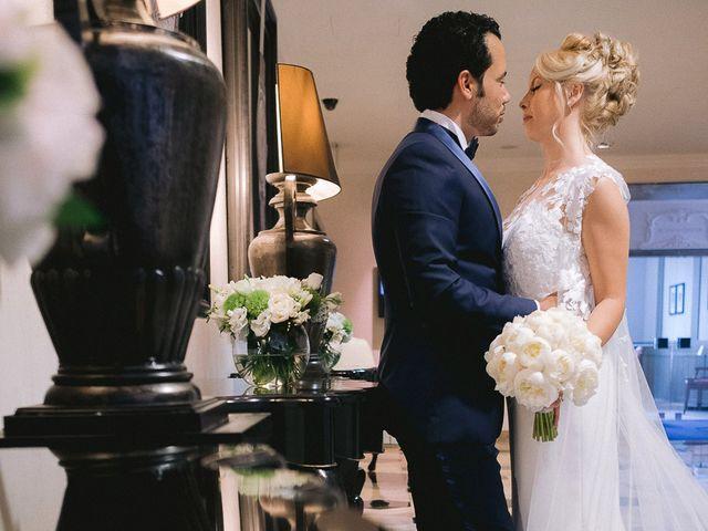 O casamento de Reda e Valeryia em Cascais, Cascais 45