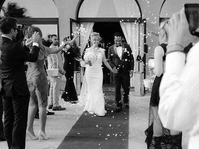 O casamento de Reda e Valeryia em Cascais, Cascais 47