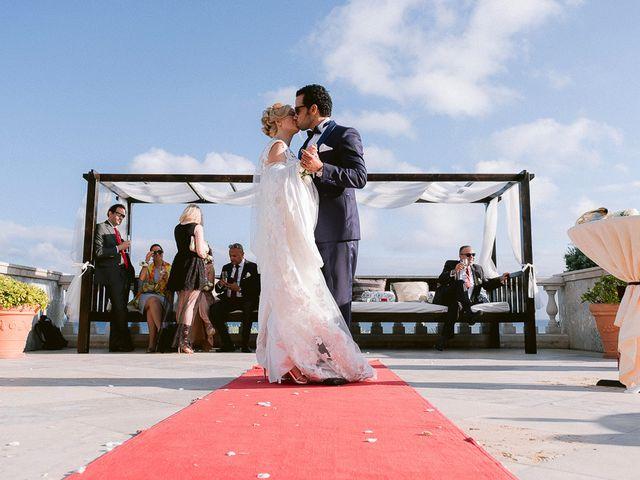O casamento de Reda e Valeryia em Cascais, Cascais 55