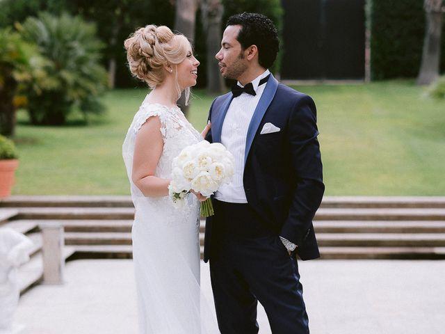 O casamento de Reda e Valeryia em Cascais, Cascais 71