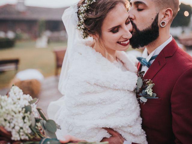 O casamento de Rita e Vilaça