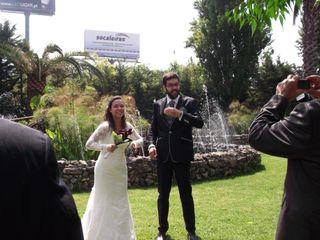 O casamento de Andreia e José
