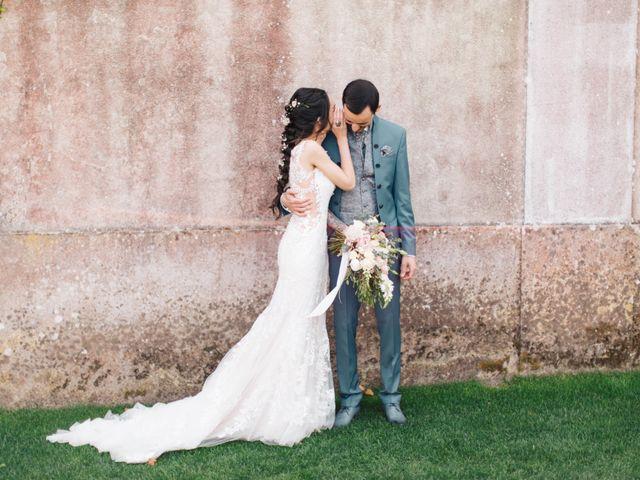 O casamento de Kevin e Zoe em Sintra, Sintra 1