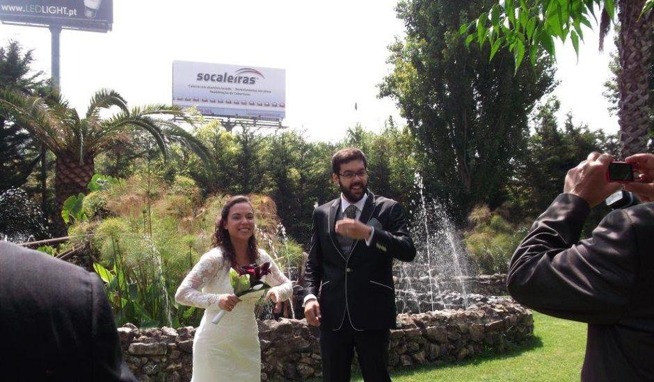 O casamento de José e Andreia em Frielas, Loures