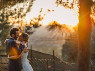 O casamento de Sara e Angelo