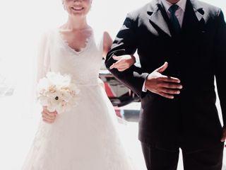 O casamento de Tayana e João
