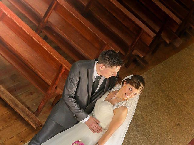 O casamento de Diogo e Vânia em Boim, Lousada 8