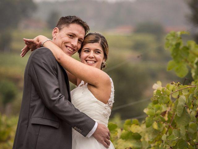 O casamento de Vânia e Diogo