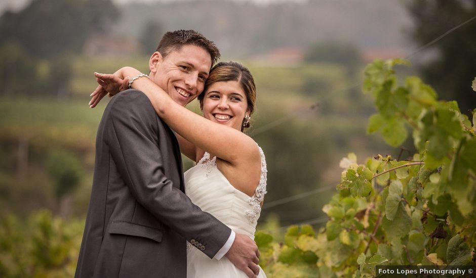 O casamento de Diogo e Vânia em Boim, Lousada