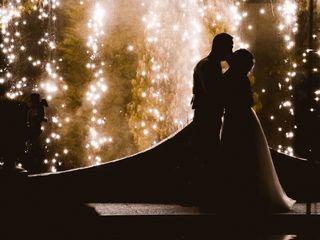 O casamento de Vera e Carlos