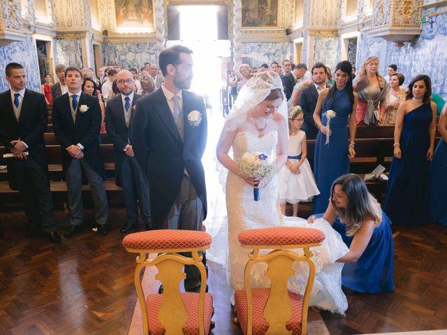 O casamento de João e Inês em Bucelas, Loures 43